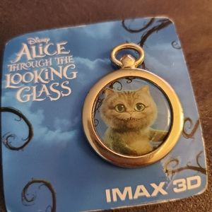 Disney Alice Through The Looking Glass Pin